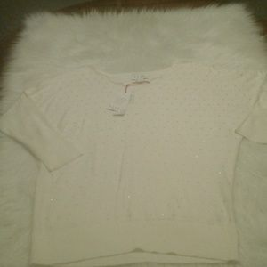 Woman's size S. ELLE  sweater NWT $ 17.00 # 1372